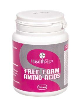 free form amino acids